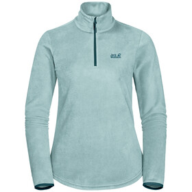 Jack Wolfskin Echo Fleece Trui Dames, green haze